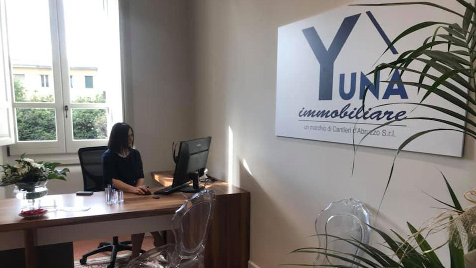 agenzia immobiliare yuna